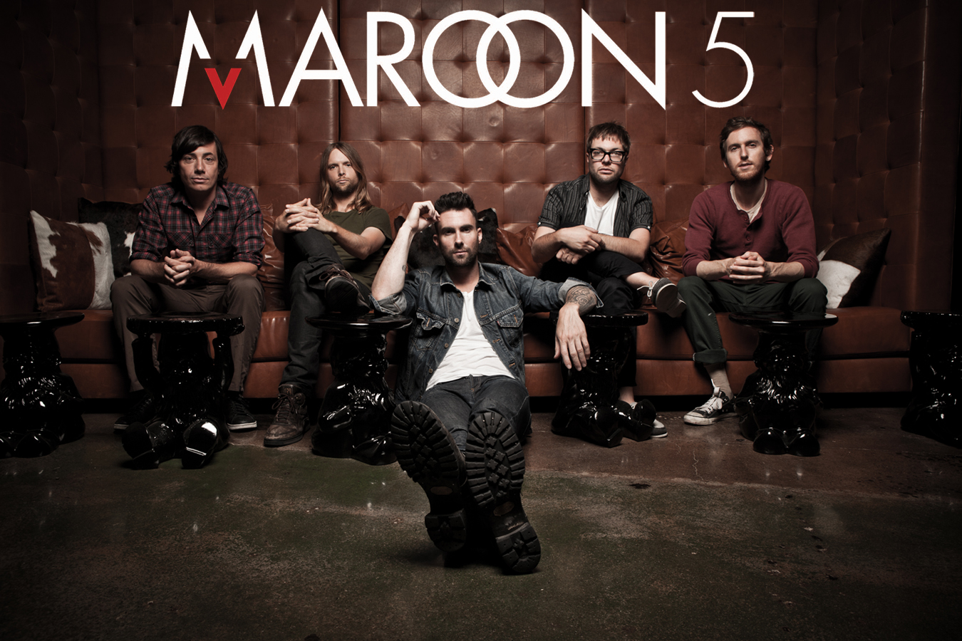 Maroon  Uk Tour Song List